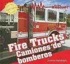Fire Trucks/Caminones de Bomberos by Joanne Randolph (Hardback, 2008)