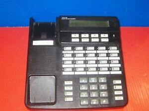 Tone-Commander-TEO-6220T-B-Black-ISDN-Display-Phone-Used