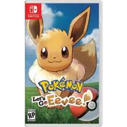 Pokemon: Lets Go Eevee!