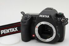 Almost Unused!! count only 15 PENTAX K-5 II s SLR Camera Body From Japan #120