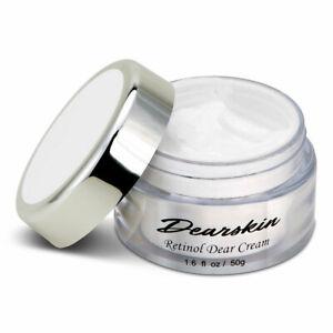 Retinol-Cream-Hyaluronic-Acid-wrinkles-face-and-neck-Vitamin-E-Aloe-Vera-Jojoba