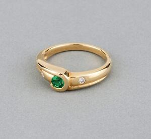 Anillo-Mujer-Oro-18K-Con-Esmeraldas-Y-Diamantes