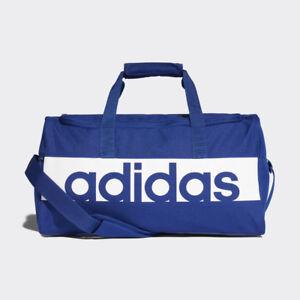 Détails sur Nouveau Adidas Original Linéaire Performance Sac Polochon XS DM7653 Sac De Gym TAKSE afficher le titre d'origine