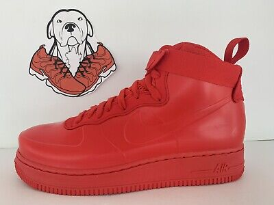NIKE AIR FORCE 1 FOAMPOSITE CUP NA UNIVERSITY RED MNS SZ 8.5 (BV1172 600) | eBay