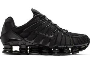 Mens-Nike-Shox-TL-Triple-Black-BV1127-001