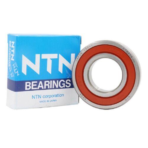 NTN 6001 LLU Deep Groove Ball Bearings  12x28x8mm