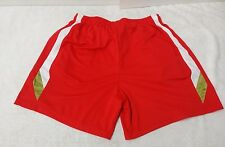 Arsenal Red & Gold Color Men's Shorts