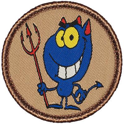 Great Boy Scout Patrol Patch! #624 The Flatliners Patrol!