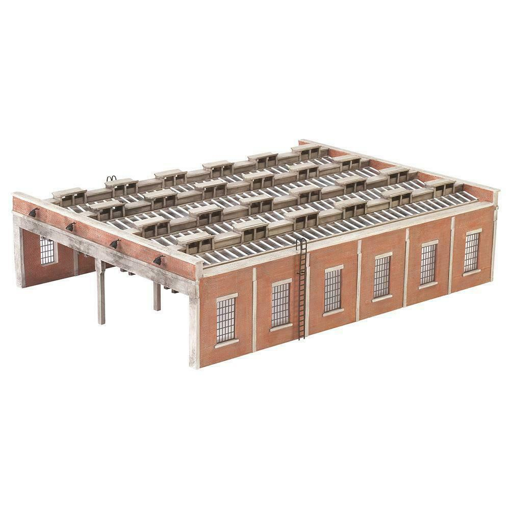 Bachmann 44 -050 OO Gage Four Road Motor Shed