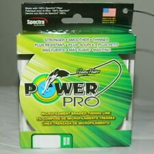 Power Pro 65 LB 300 Yard Moss Green Braided Fishing Line