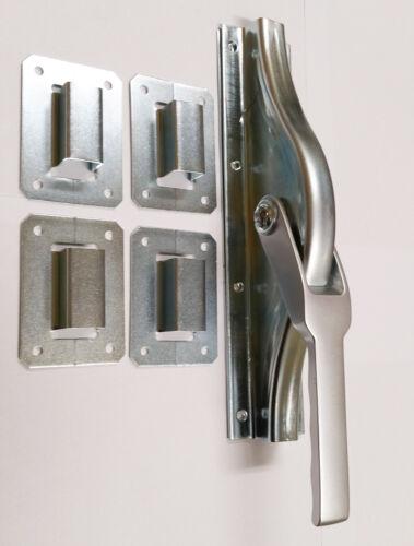Tortreibriegel Strenger TTR16-407 Excelsior 16x16mm Stange Torhöhe bis 407 cm