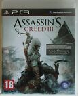 Assassin's Creed III. Ps3. Fisico. Ingles