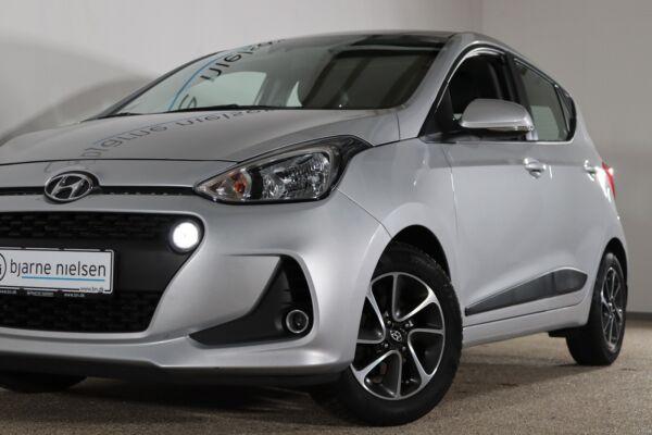 Hyundai i10 1,0 Premium - billede 3