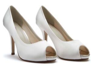 168806e616d Image is loading Wedding-Shoes-Rainbow-Club-Jennifer