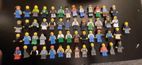 Genuine Lego 10 x Random Lego Minifigures Bundle Job Lot