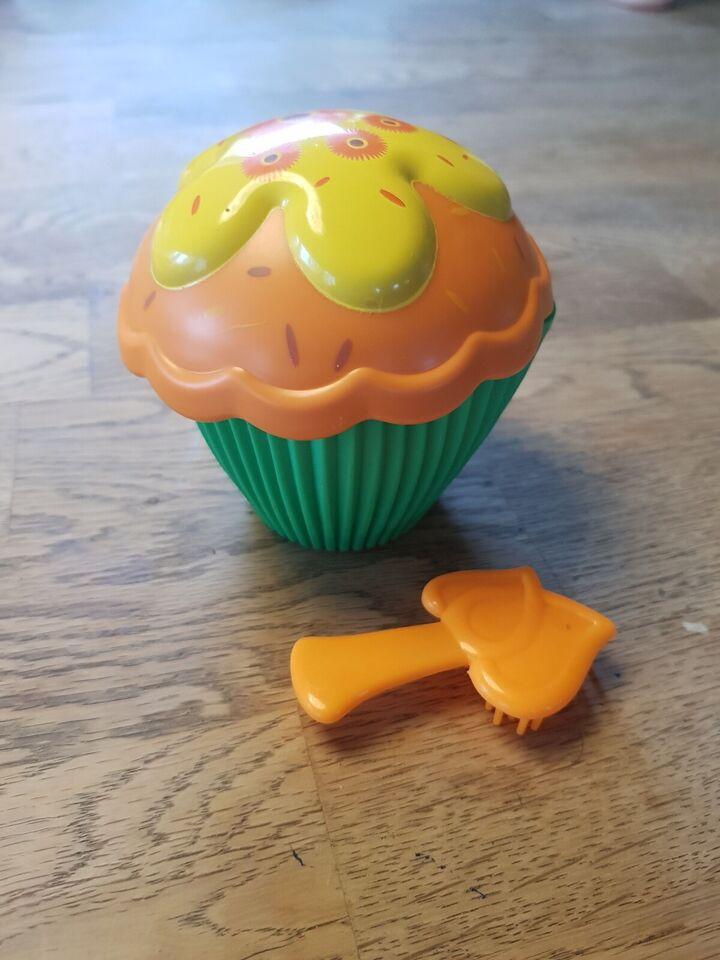 Andet legetøj, Cupcake dukke med duft