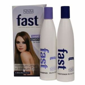Nisim-Fast-10-ounce-Shampoo-amp-Conditioner-Duo-FAST-SHIPPING