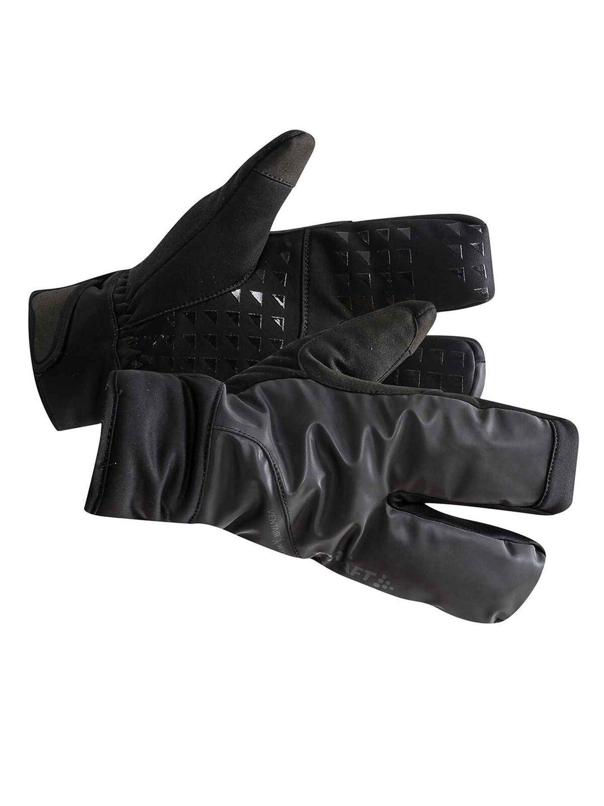 CRAFT NEU Damen Siberian 2.0 Split Finger Gloves NEU CRAFT & OVP ea6097