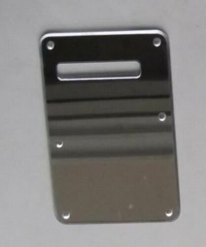 NEW BACKPLATE mirror ARGENT stratocaster  pour guitare strat