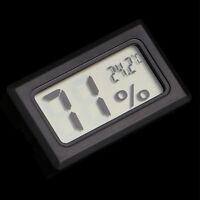 Micro Digital LCD Indoor Temperature Humidity Meter Thermometer Hygrometer