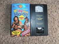 IN YOUR HOUSE VOLUME VOL. 2 wwf NON-RENTAL wrestling COLISEUM VIDEO vhs