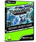 PC Cd-rom Phantasmat Crucible Peak Hidden Object Game 7 Big Fish Black Lime