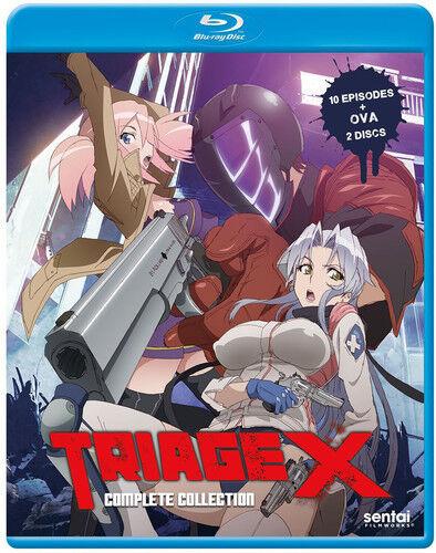 Triage X [New Blu-ray] Anamorphic, Subtitled