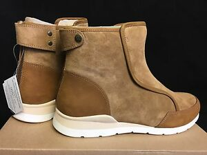 08f6b9b7554 Details about UGG Australia LAURELLE 1013034 Women Chestnut high top Boots  Shoes Suede sizes