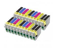 PACK DE 20 tinta GEN COMPATIBLES NON-OEM IMP Epson SX115 SX215 SX415 SX515 S21