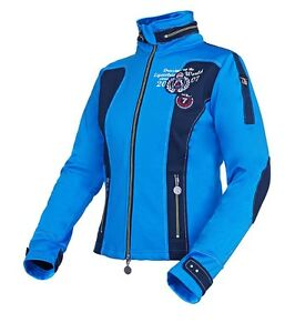 Play In £69 99 Riding Azurenavy Klara Softshell Jacket Was SaleLadies Details About Fair Y9WH2IED