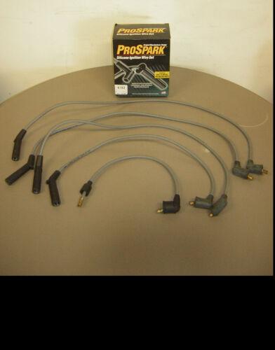 Montero 2.0L 2.6L Pro Spark Plug Wire Set Conquest Raider Ram 50,Mighty Max