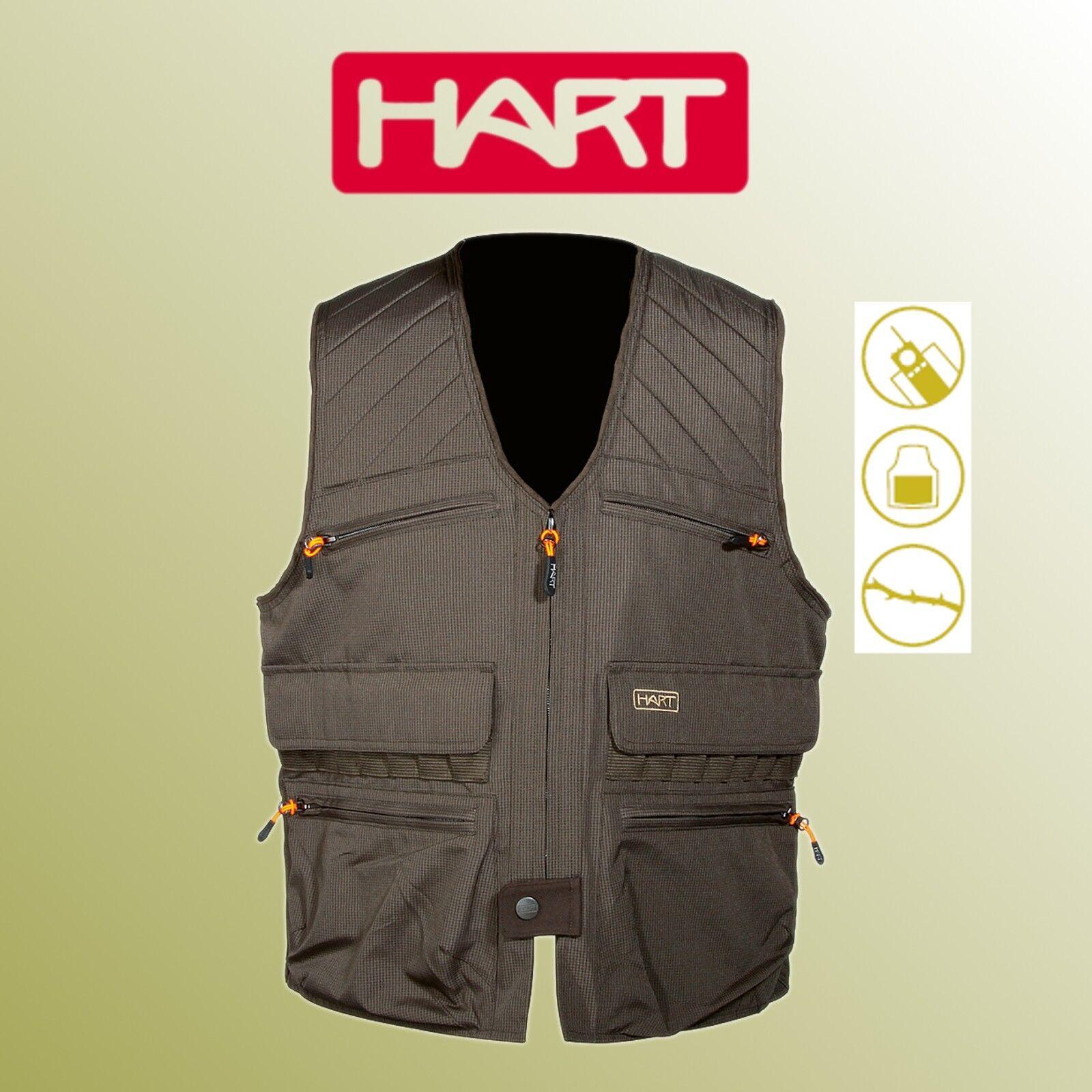 ██▓▒░ Hart Jagdweste doppelter Hasentasche 2 Aufnahmereihen Aufnahmereihen Aufnahmereihen Gr L  XL  XXL 36e7b0