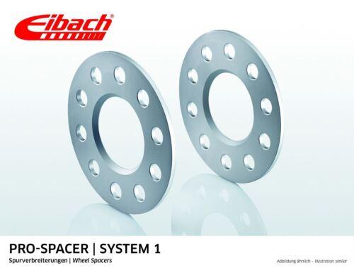 7HM,7HN,7HF,7EF,7EM,7EN Eibach Spurverbreiterung 10mm System 1 VW Multivan T5