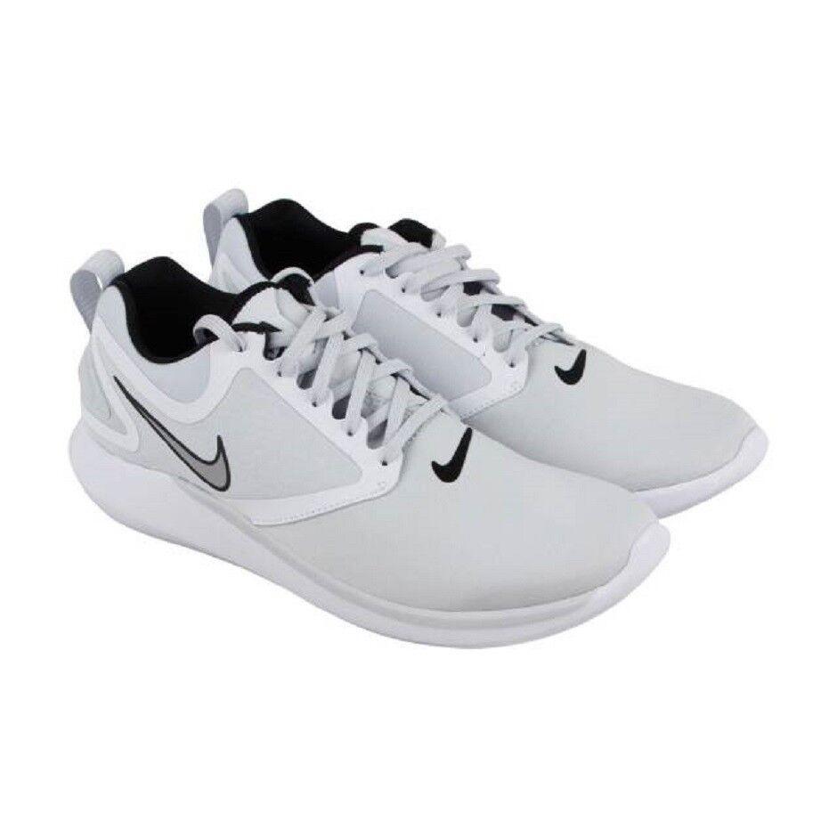 Nike nuove Uomo lunarsolo scarpe da corsa aj1665-001 sz 11