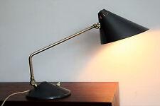 60er 50er Lampe Lamp Desk bürolampe Kaiser 60s