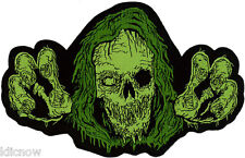 """Ghoul Embroidered Back Patch 21cm x 13cm (8"""" x 5"""")"""