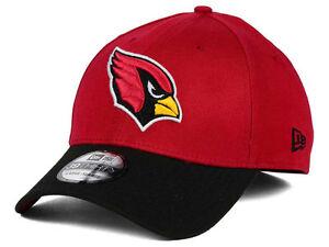 ARIZONA CARDINALS NFL NEW ERA TWO TONE 39THIRTY FLEX FIT HAT CAP L ... be52b2c72d8