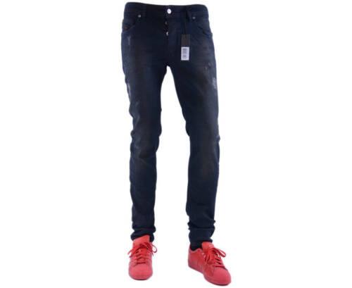 DIESEL Sleenker 0685N W26-W38 L30-L34 Jeans Denim Uomo Slim Fit Skinny