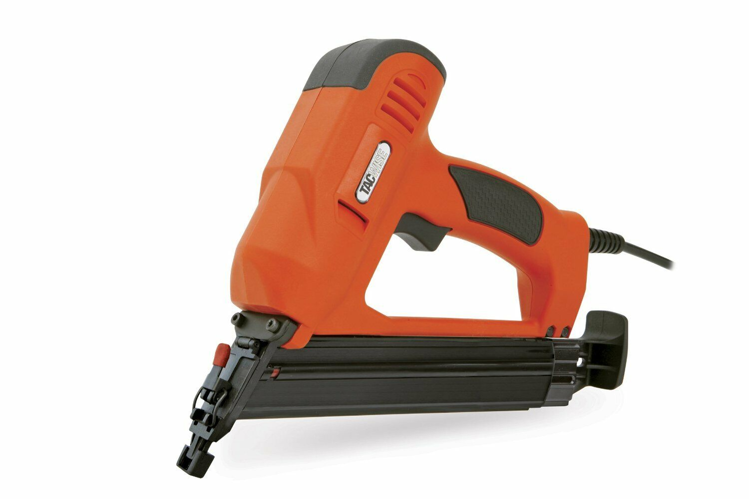 TACWISE 400ELS ELECTRIC ANGLED NAIL GUN, FIRES 500 TYPE 18G ANGLED NAILS 20-40mm