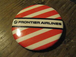 Frontier-Airlines-Vintage-1970-039-s-1980-039-s-Logo-Unaccompanied-Minor-Kids-Lapel-Pin