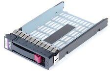 "HP 3.5"" SAS / SATA Hot Swap Festplatten-Rahmen Disk Tray 335536-001 464507-001"