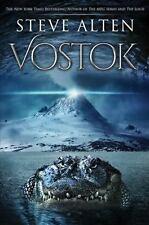 Vostok, Alten, Steve, New Books