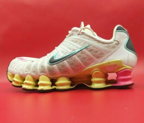 Nike Shox TL Air Max Pastel White Sneaker AR3566-1