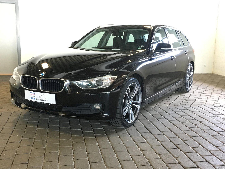 BMW 318d 2,0 Touring 5d - 219.900 kr.