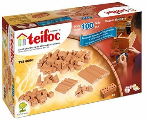 Assortiment Jeu de construction Boite Briques TEI4090 Teifoc