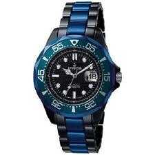 Invicta Men's Pro Diver Two-tone Black Blue Ceramic Watch 4679 BRAND NEW NWT