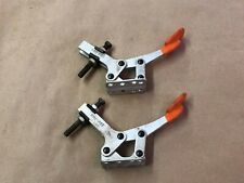 2 Knu Vise Vise H 400 H400 Machinist Woodworking Hold Down Clamps