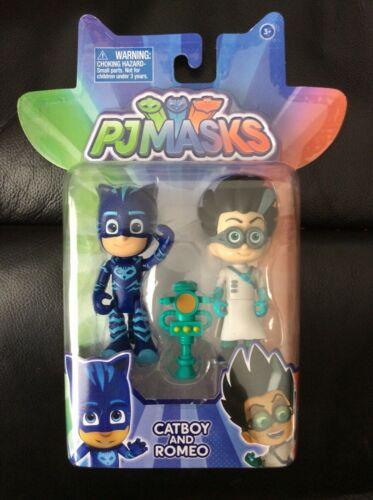 Catboy /& PJ Robot and others UK Seller PJ MASKS Twin Packs CHOOSE NEW