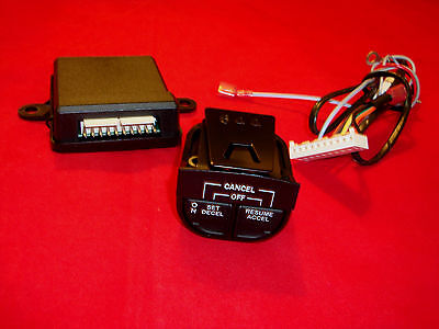 250-1774 2005 to 2010  Saturn Ion Rostra Complete Cruise Control Kit