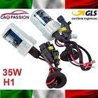 Coppia lampade bulbi kit XENON Alfa Romeo Giulietta H1 35w 8000k lampadina HID